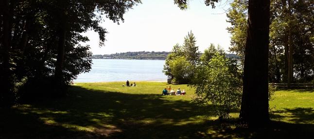 O.O. Denny Park, Kirkland. Photo: http://www.lakewaparks.com/2011/06/o-o-denny-park/