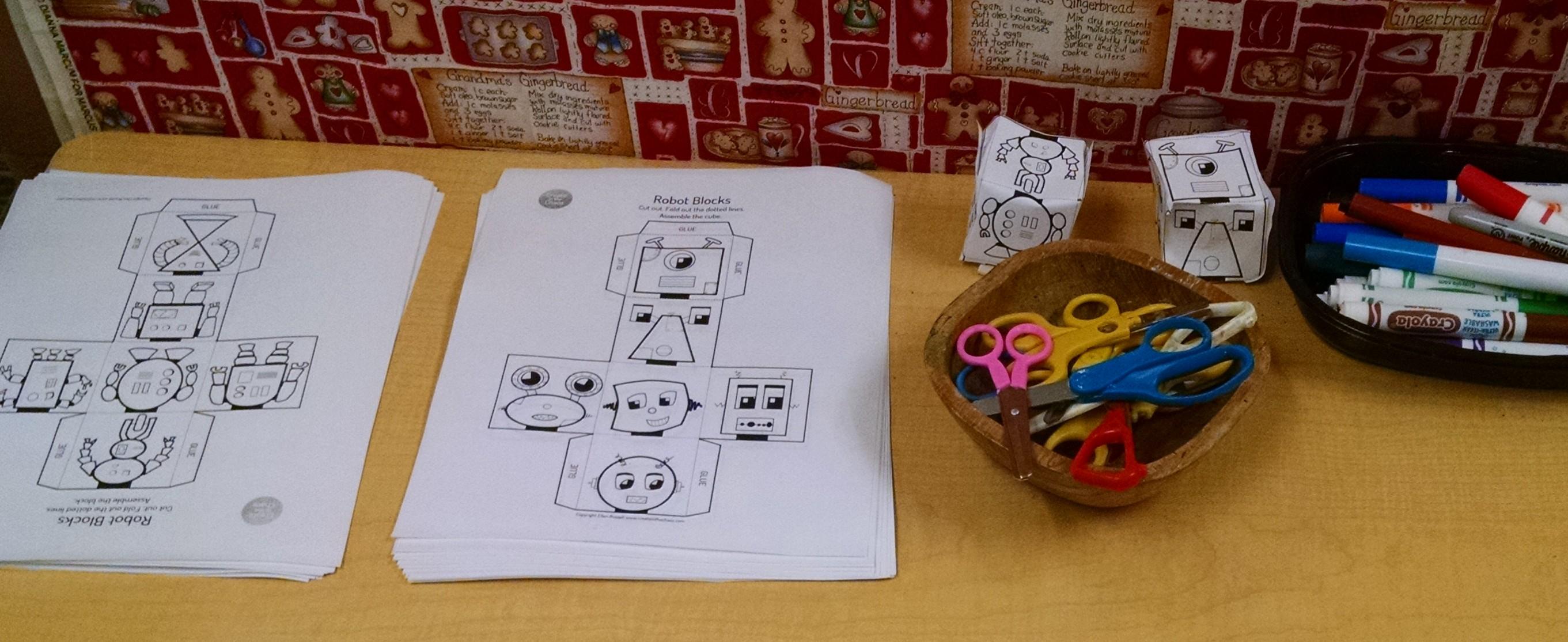 Robot activities for kids inventors of tomorrow