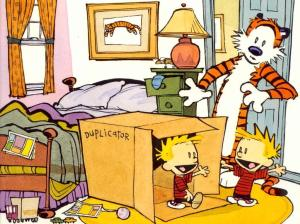 calvin-and-hobbes-duplicator