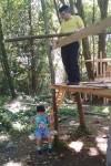 swing installation