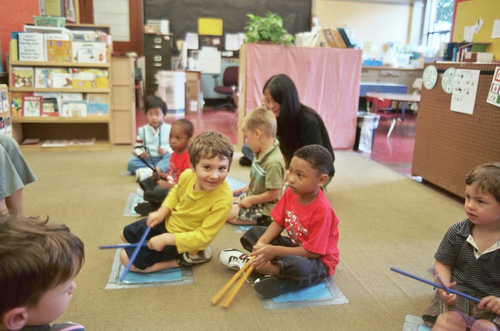 Kinder Garden: More Good Days – Parenting Blog