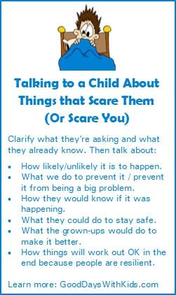 Scary Topics